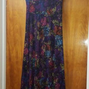 Lularoe Maxi skirt. XXS. NWT!